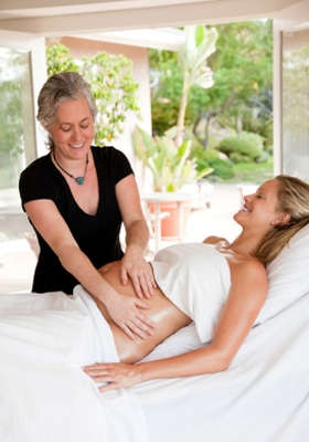 shiatsu massage, pregnancy massage